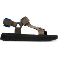 Chaussures Homme Sandales et Nu-pieds Camper Sandales cuir ORUGA marron