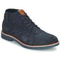 Chaussures Homme Boots Bugatti PLUTONO Marine