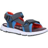 Chaussures Garçon Sandales et Nu-pieds Levi's VNIA0002S NIAGARA Gris