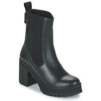 Chaussures Femme Bottines Palladium Manufacture MONA 02 NAP Noir