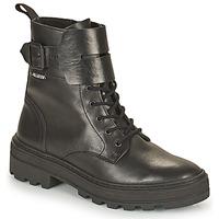 Chaussures Femme Boots Palladium Manufacture CULT 03 NAP Noir