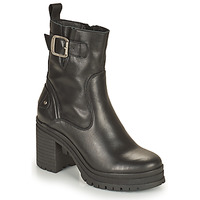 Chaussures Femme Bottines Palladium Manufacture MONA 01 NAP Noir