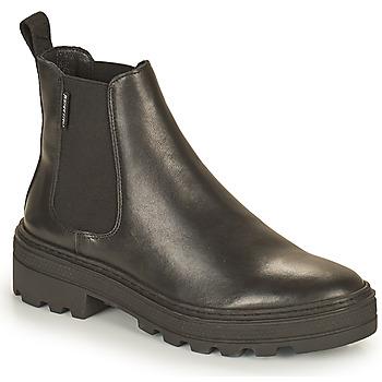 Chaussures Femme Boots Palladium Manufacture CULT 01 NAP Noir