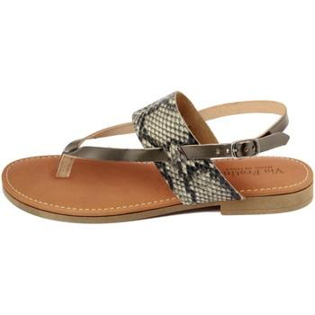 Chaussures Femme Sandales et Nu-pieds Via Fratina  Grigio