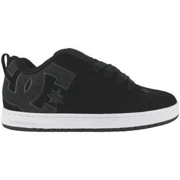 Chaussures Baskets basses DC Shoes Court graffik 300529 black 001 Noir