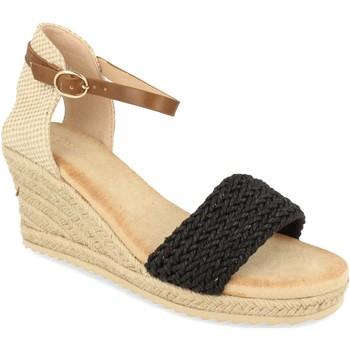 Chaussures Femme Sandales et Nu-pieds Buonarotti 1CF-1233 Negro