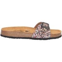 Chaussures Fille Mules Plakton 130001 Sandales Enfant MULTI MULTI
