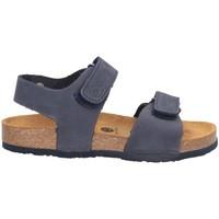 Chaussures Garçon Sandales et Nu-pieds Plakton 125093 Sandales Enfant BLEU BLEU