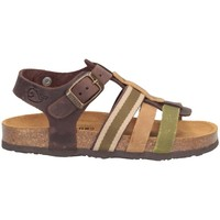 Chaussures Garçon Sandales et Nu-pieds Plakton 125639 Sandales Enfant KAKI KAKI