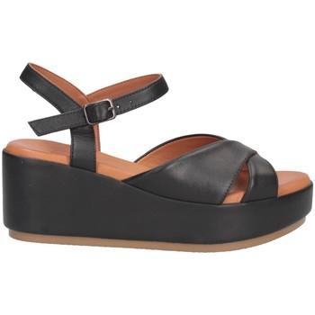 Chaussures Femme Sandales et Nu-pieds Hersuade 1500 Sandales Femme NOIR NOIR