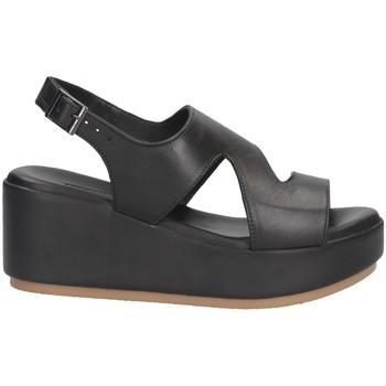 Chaussures Femme Sandales et Nu-pieds Hersuade 1503 Sandales Femme NOIR NOIR