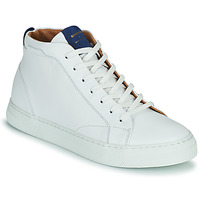 Chaussures Homme Baskets montantes Schmoove SPARK MID Blanc