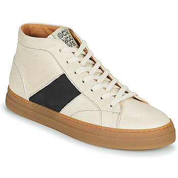 Chaussures Homme Baskets montantes Schmoove SPARK LOW BOOTS Beige