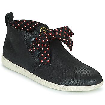 Chaussures Femme Baskets montantes Armistice STONE MID CUT W Noir