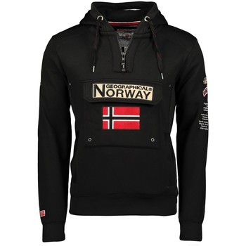 Vêtements Homme Sweats Geographical Norway Sweat Homme Gymclass DB100 Noir