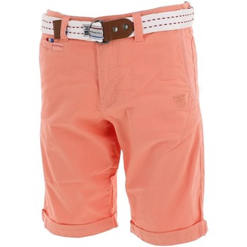 Vêtements Homme Shorts / Bermudas Legender's Garmin peche homme short Rose