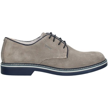 Chaussures Homme Derbies IgI&CO 7111311PE21 lacé Homme GRIS FONCÉ GRIS FONCÉ