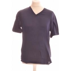 Vêtements Homme T-shirts manches courtes McQ Alexander McQueen T-shirt Manches Courtes  38 - T2 - M Bleu