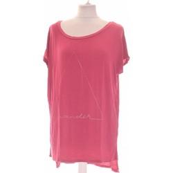Vêtements Femme T-shirts manches courtes American Eagle Outfitters Débardeur  38 - T2 - M Violet