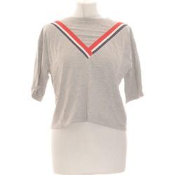 Vêtements Femme Tops / Blouses Urban Outfitters Top Manches Courtes  36 - T1 - S Gris