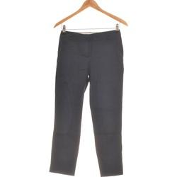 Vêtements Femme Chinos / Carrots Grain De Malice Pantalon Droit Femme  34 - T0 - Xs Bleu