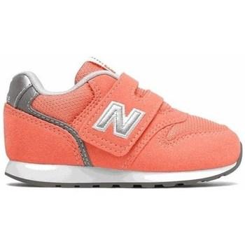 Chaussures Enfant Baskets basses New Balance 996 Orange