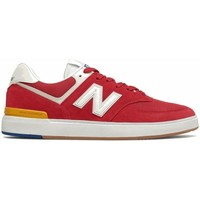 Chaussures Homme Baskets basses New Balance 574 Rouge