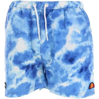 Vêtements Homme Maillots / Shorts de bain Ellesse Dem slackers  tie dye cil Bleu ciel