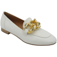 Chaussures Femme Mocassins Angela Calzature AANGC765022avorio nero