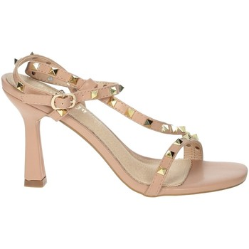 Chaussures Femme Sandales et Nu-pieds Gold & Gold GP49 Poudre rose