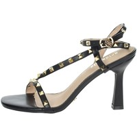 Chaussures Femme Sandales et Nu-pieds Gold & Gold GP49 Noir