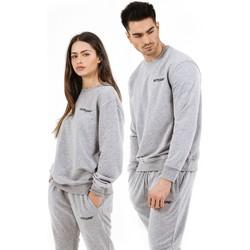Vêtements Vestes de survêtement Sixth June Ensemble De Survêtement gris