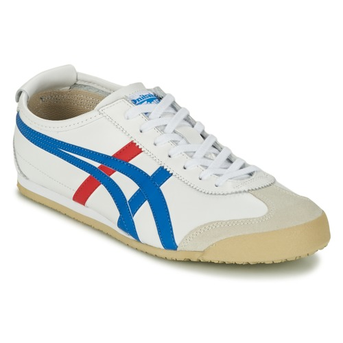 Baskets BlancBleu Rouge Tiger Basses 66 Mexico Onitsuka LMpjzVGUSq