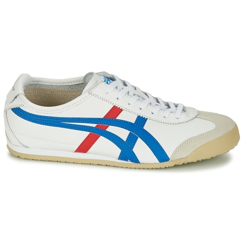 Onitsuka Baskets BlancBleu 66 Tiger Basses Rouge Mexico BthsdCxoQr