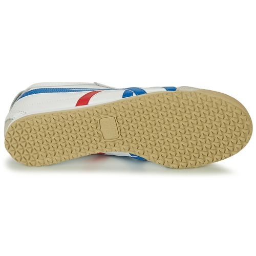 Onitsuka Blanc Bleu Tiger Chaussures Rouge Basses 66 Mexico ttwFqrP