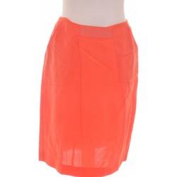 Vêtements Femme Jupes Galeries Lafayette Jupe Mi Longue  38 - T2 - M Orange
