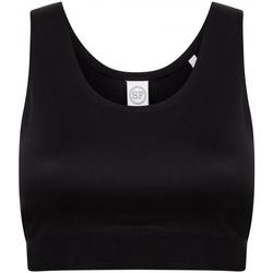 Vêtements Fille Brassières de sport Skinni Fit SM236 Noir