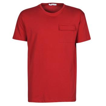 Vêtements Homme T-shirts manches courtes Yurban ORISE Rouge