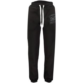 Vêtements Homme Pantalons de survêtement Geographical Norway Jogging Homme Moulu Noir