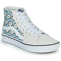 Chaussures Baskets montantes Vans COMFYCUSH SK8-HI Bleu pastel