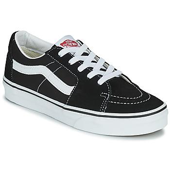 Chaussures Baskets basses Vans SK8-LOW Noir / Blanc