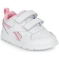Chaussures Fille Baskets basses Reebok Classic REEBOK ROYAL PRIME Blanc / Rose