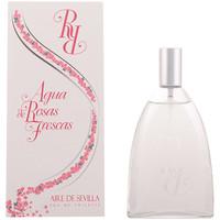 Beauté Femme Cologne Aire Sevilla Aire De Sevilla Agua De Rosas Frescas Edt Vaporisateur