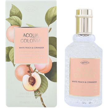 Beauté Eau de toilette 4711 Acqua Eau De Cologne White Peach & Coriander Edc Vaporisateur