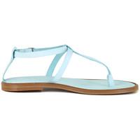 Chaussures Femme Sandales et Nu-pieds J.bradford JB-ANGIE Bleu Ciel Bleu