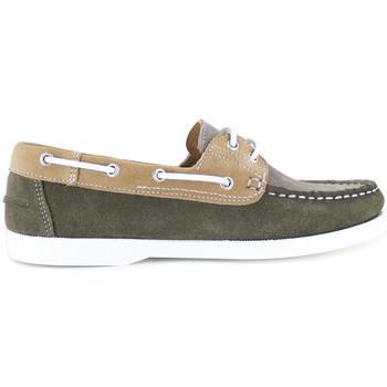 Chaussures Homme Chaussures bateau J.bradford JB-THONIERS MARRON Marron