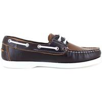 Chaussures Homme Chaussures bateau J.bradford JB-VOILIER MARRON Marron