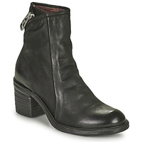 Chaussures Femme Bottines Airstep / A.S.98 JAMAL LOW Noir