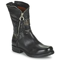 Chaussures Femme Boots Airstep / A.S.98 SAINTEC CO Noir