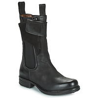 Chaussures Femme Boots Airstep / A.S.98 SAINTEC CHELS Noir